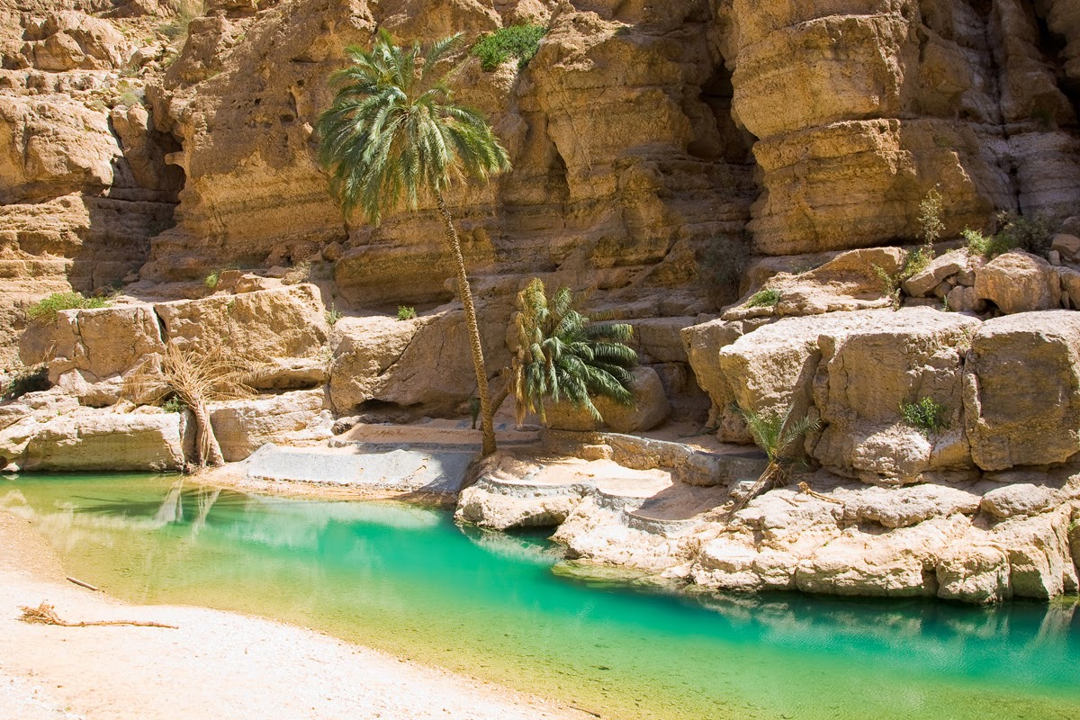 Egypt Travel Gate Wadi Shab Safari Trips From Muscat