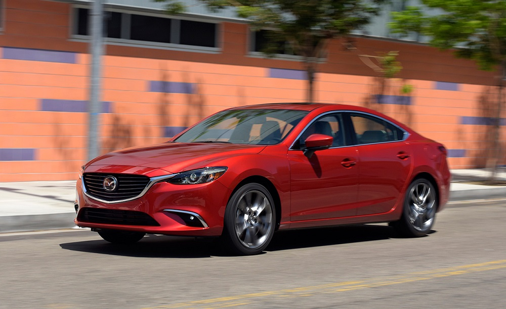 Mazda achieves record half-year global sales