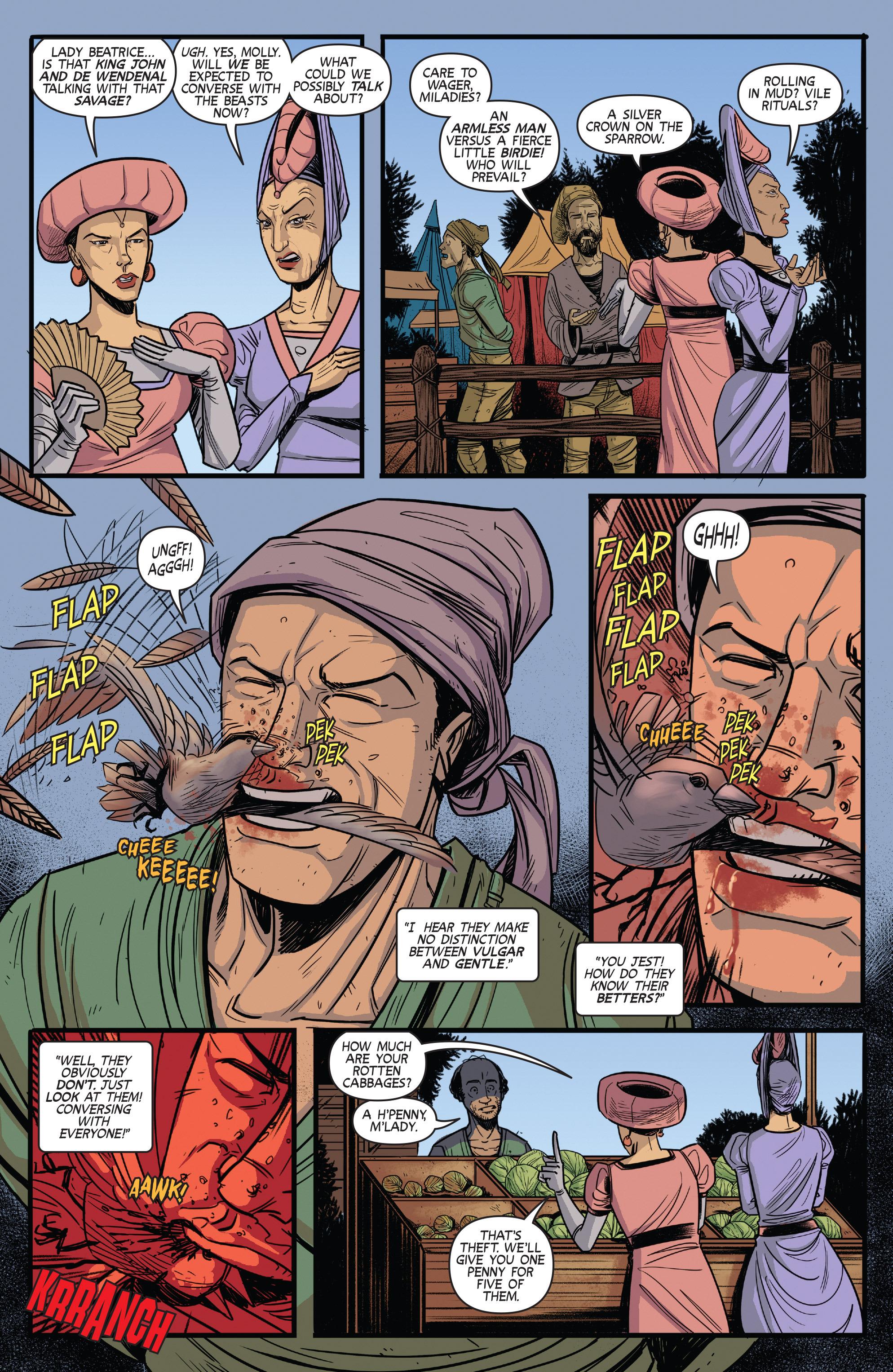 Read online Turok: Dinosaur Hunter (2014) comic -  Issue # _TPB 3 - 30