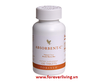 Forever Absobent C bổ sung Vitamin C Mã số : 048
