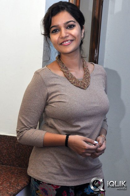 Swathi Reddy Photoshoot Stills at Colors Swathi at Idega Aasa Paddav Audio Launch