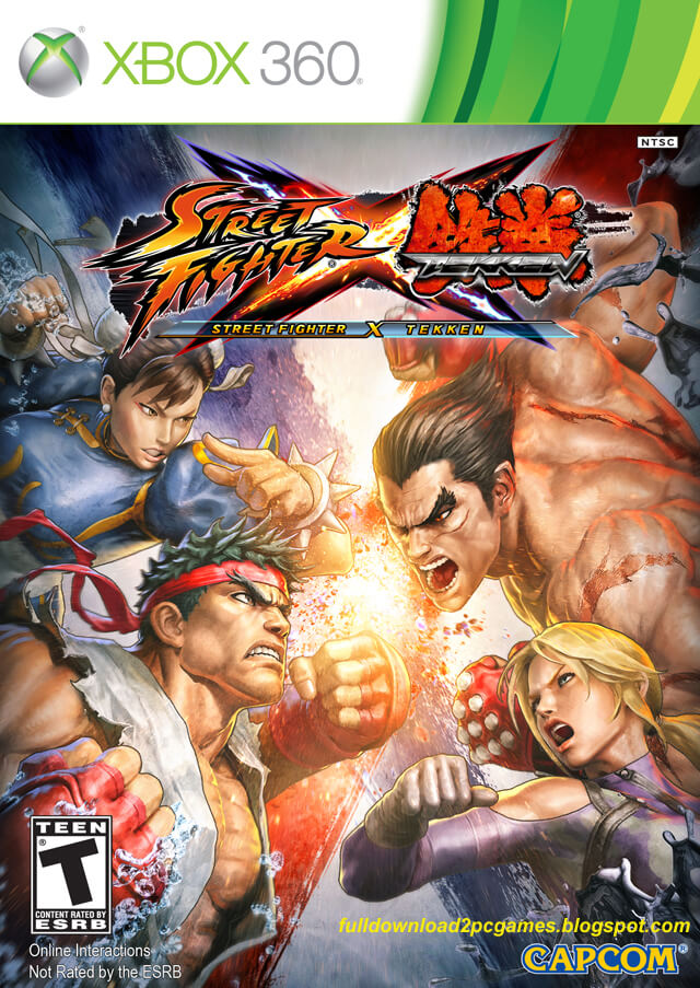 Street Fighter X Tekken Free Download PC Game - Full ...