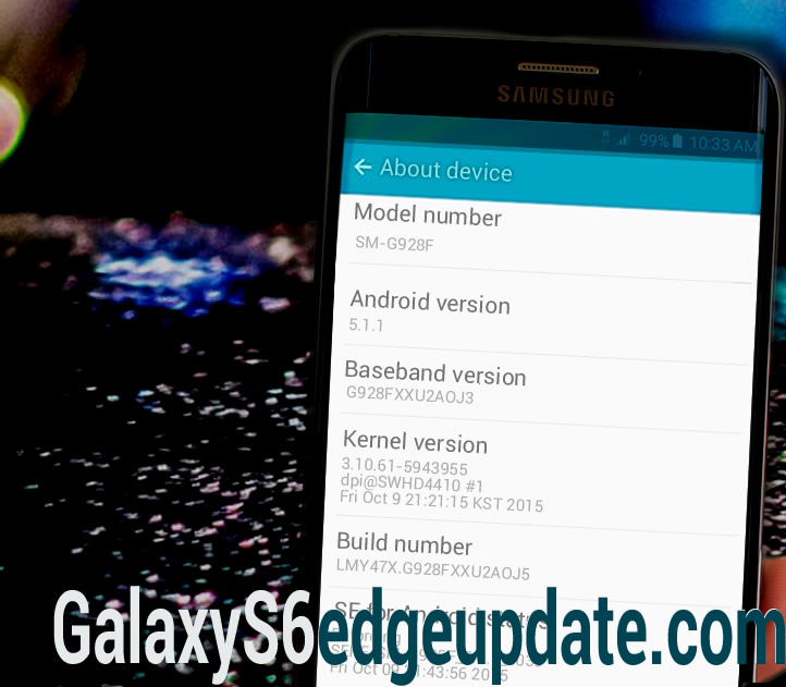Galaxy S6 Edge plus Stock Firmware | GalaxyS6edgeUpdate