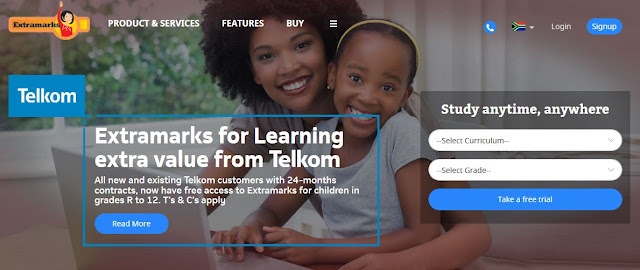 @TelkomZA Customers to Receive Superior e-learning Service @ExtramarksEdu