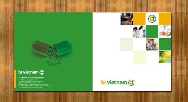 in brochure rẻ