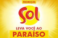 Promoção Sol leva você ao Paraíso solnoparaiso.com.br
