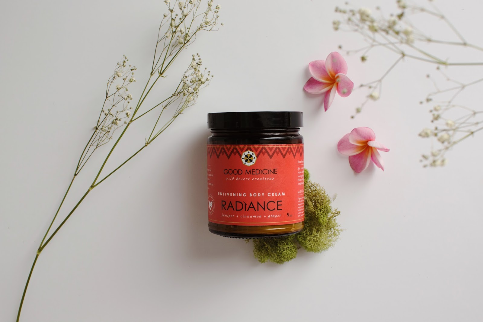 good medicine skincare radiance body cream review