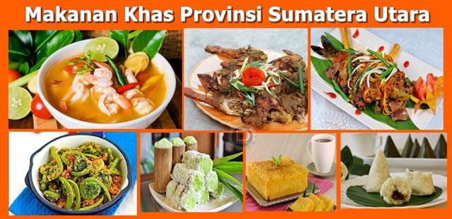 Makanan Khas Provinsi Sumatera Utara Dtechnoindo