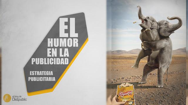 estrategia publicitaria, creatividad, humor