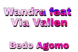 Kunci Gitar Wandra feat Via Vallen Bedo Agomo