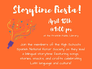 Franklin Public Library: Storytime Fiesta