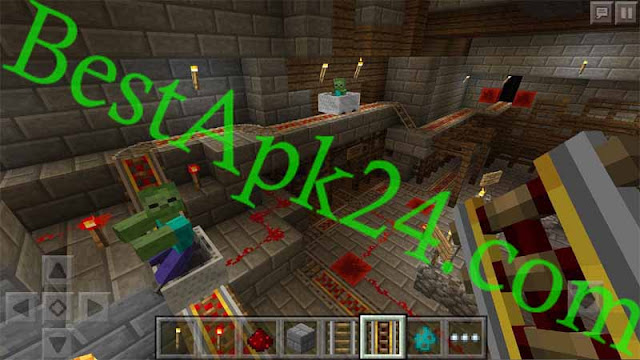 Minecraft Pocket Edition v1.2.1.1 APK + Mod Offline 3