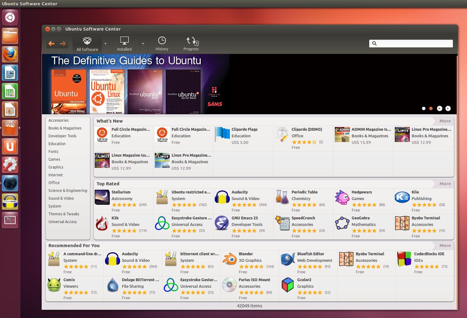 Ubuntu 12.04 LTS Released - See What`s New [Screenshots ...