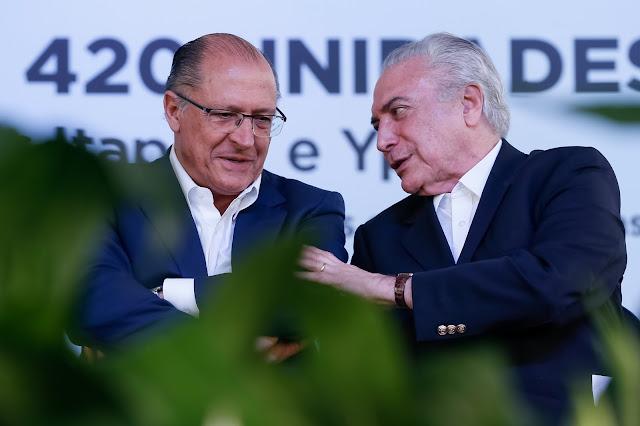 Alckmin segue Temer e congela gastos com Educação, Saúde e salário de professores e demais servidores