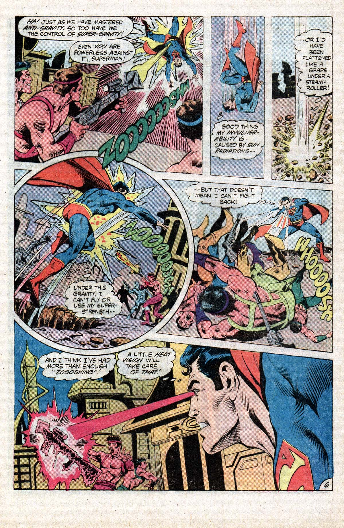 Read online World's Finest Comics comic -  Issue #278 - 7