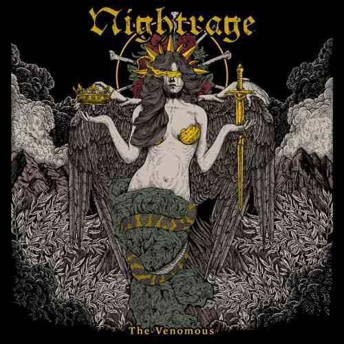 """NIGHTRAGE: Ακούστε το """"Bemoan"""" απο το επερχόμενο album"""