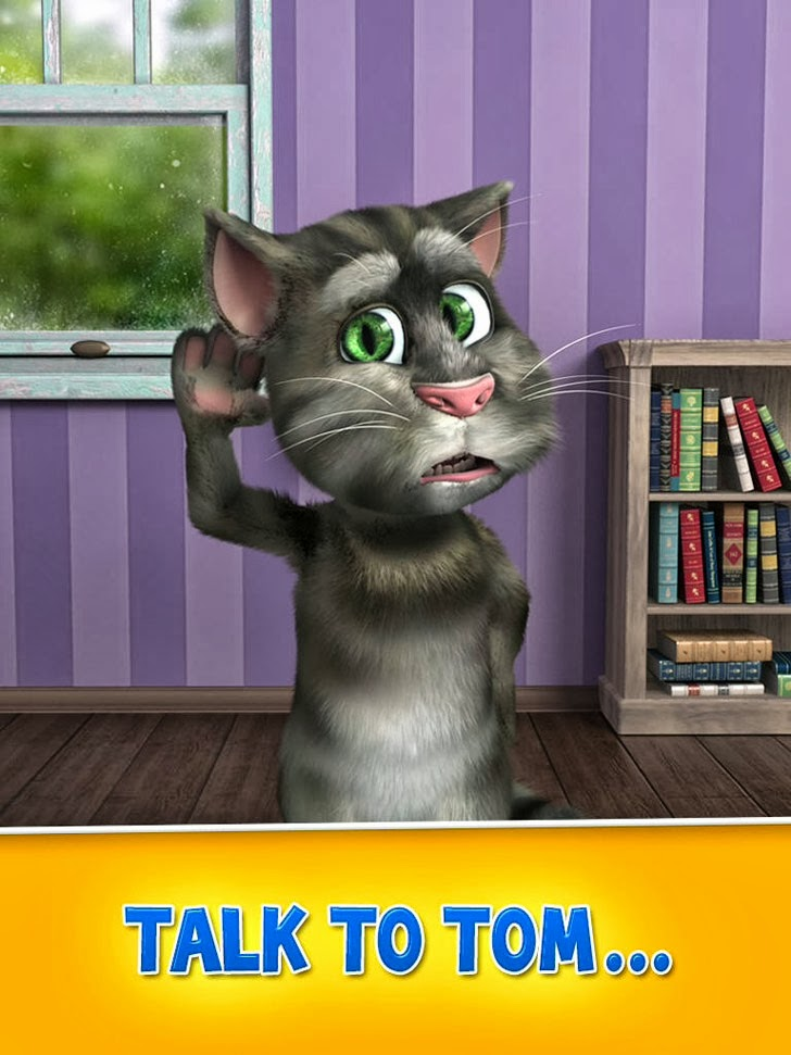 Talking Tom App