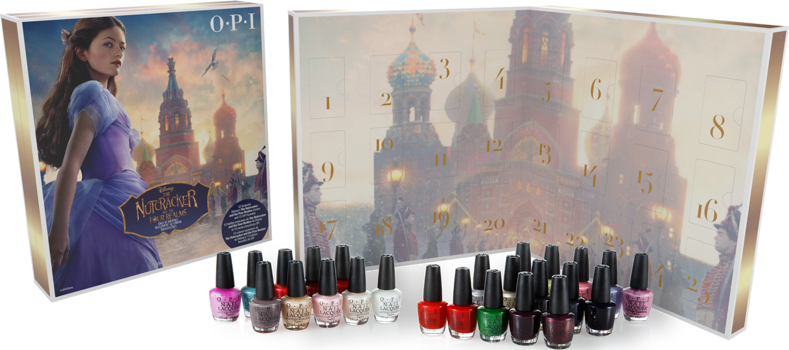 calendrier avent 2018 opi