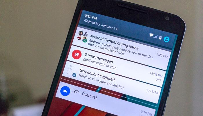 2 Cara Memulihkan Notifikasi Yang Hilang Pada Android