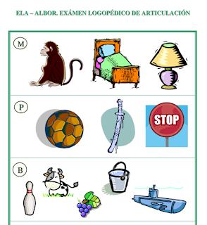 EXAMEN DE ARTICULACIÓN
