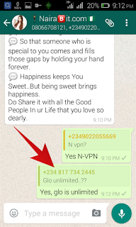 Whatsapp quote features
