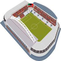Stadio di calcio. La Roma vuole costruire a Tor di Valle. La Giunta Raggi ottiene modifiche al progetto.