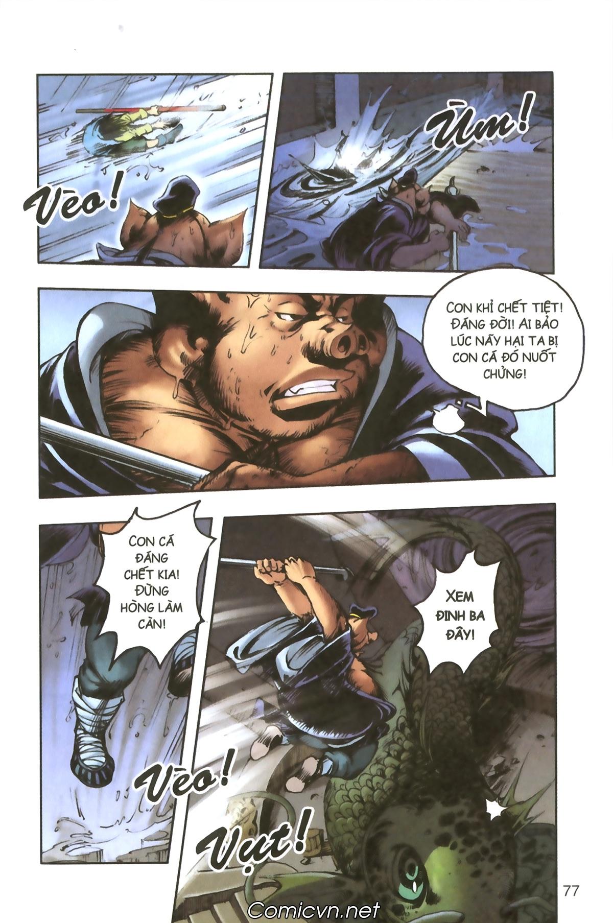 Tây Du Ký màu - Chapter 93 - Pic 14