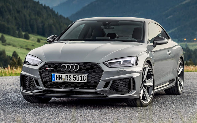 Audi RS5 Coupé 2018 - Preço