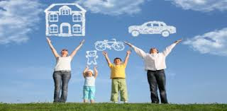 insurances logo car, home etc.