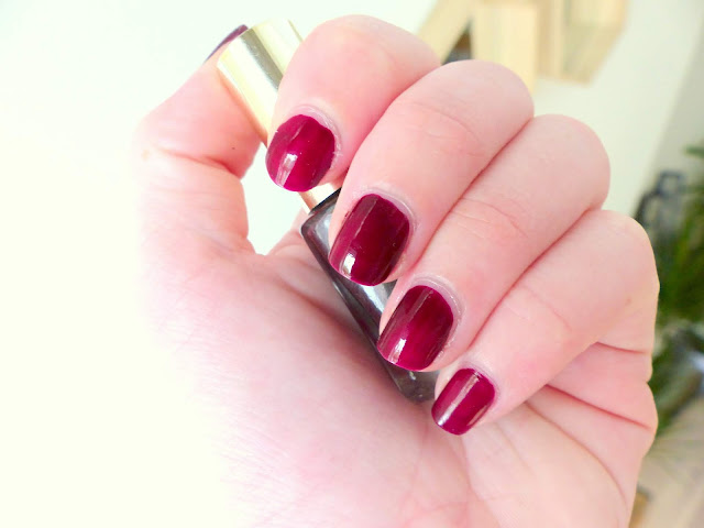 L'oreal Colorriche en Rimmel London Top coat