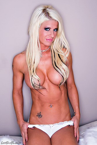 Tna Knockout Angelina Love Naked 70