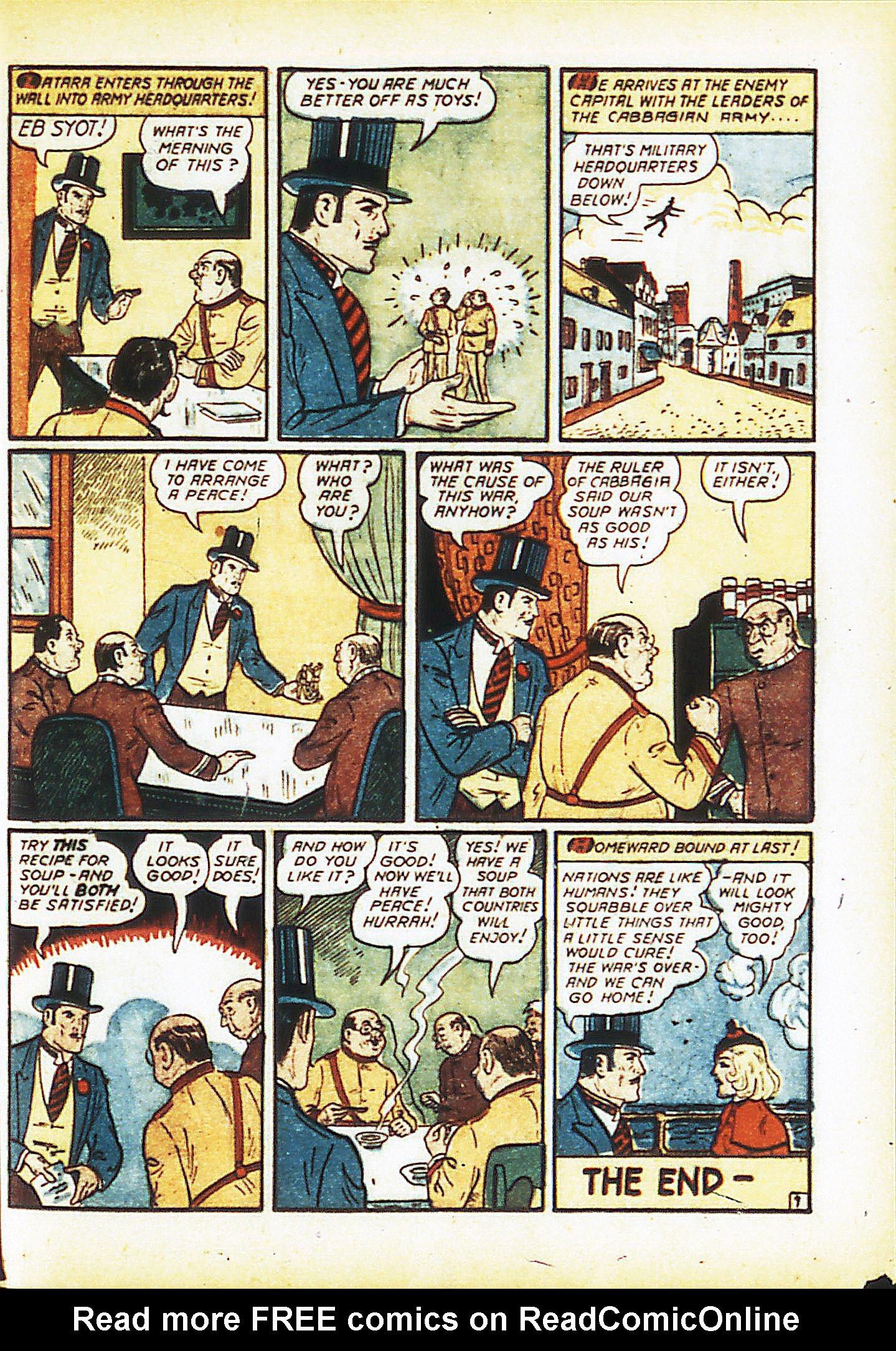 Action Comics (1938) 31 Page 64