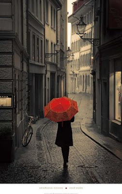 Under a Red Umbrella