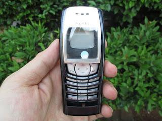 Casing Nokia 6610 Jadul New Barang Langka