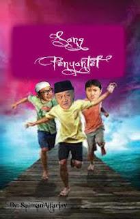 Foto Eyang Subur Sang Penyantet Lucu