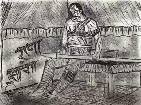 बाबर ने 1528 में मेवाड़ के राजा राणा साँगा के लिए इमेज परिणाम