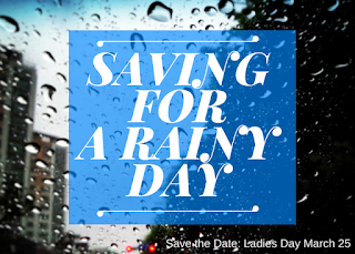 Saving for a Rainy Day: Free Ladies' Day or Ladies' Retreat Themes from MaidservantsofChrist