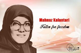 Mahnaz Kalantari