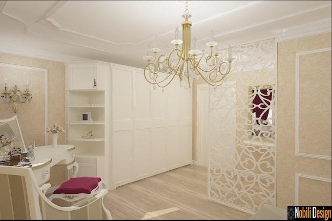 Design interior garsoniera clasica Bucuresti - Firma amenajari interioare Bucuresti