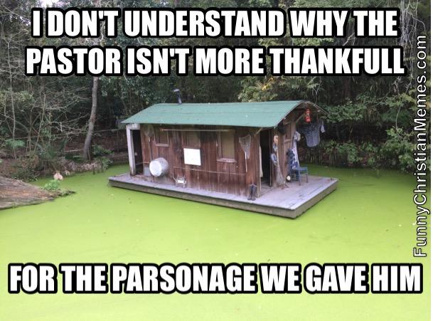 Clean pastor jokes