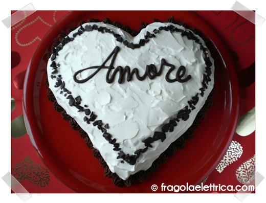 Torta Di San Valentino Foto Ricetta Fragola Elettrica Le