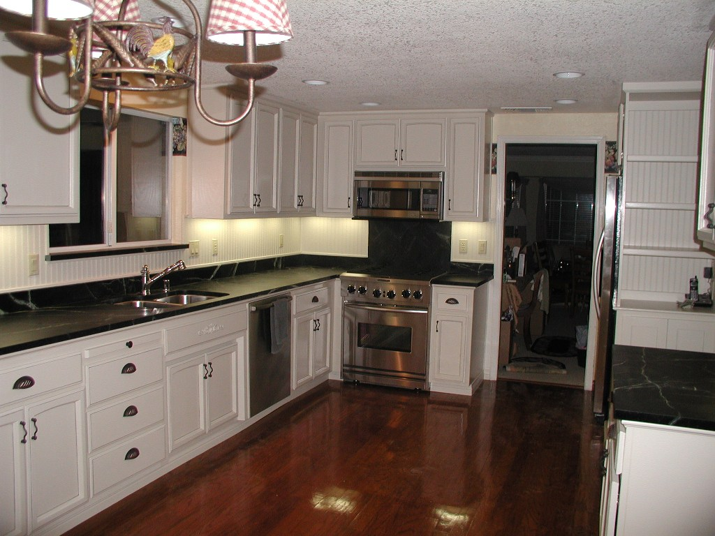 Kitchen Ideas With White Cabinets And