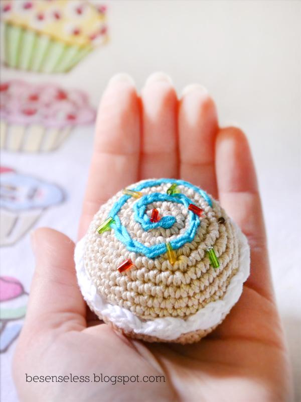 Dolcetti amigurumi a crochet | 800x600