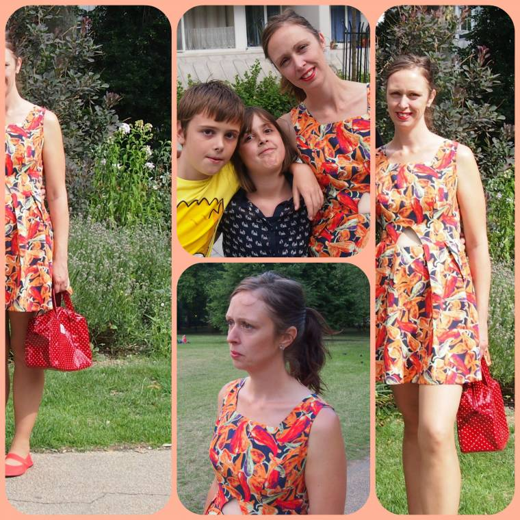 What I Wore: London Family Fun In The Capital