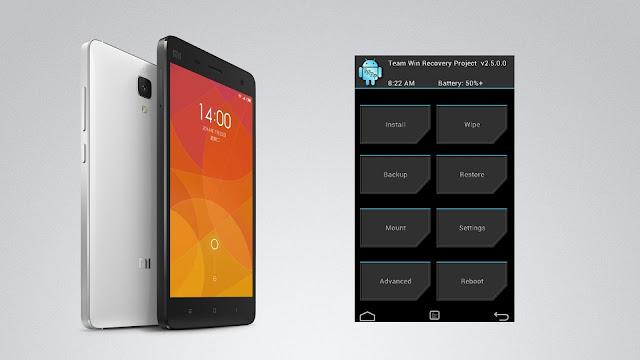 Jika Kamu Anggap Pasang Custom TWRP Xiaomi Mi4 Itu Sulit, Kamu Salah Besar: Ini Tutorial Cara Mudahnya