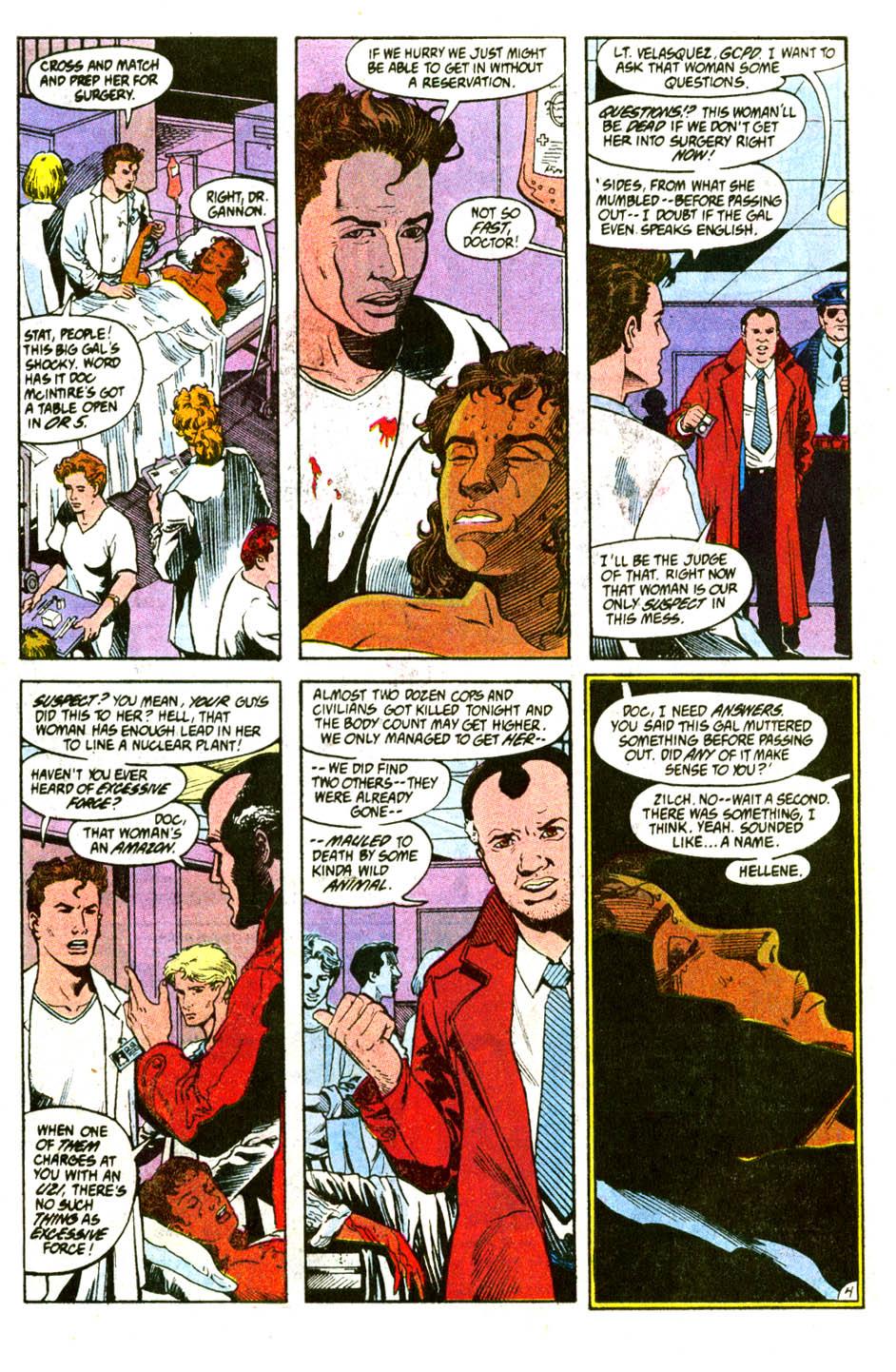 Read online Wonder Woman (1987) comic -  Issue #56 - 6