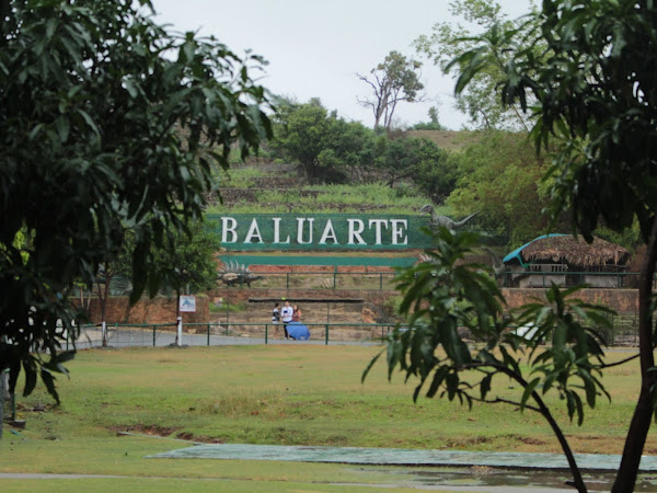 IF YOU LOVE ANIMALS, SKIP BALUARTE