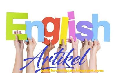 Tips Membuat Blog Bahasa Inggris