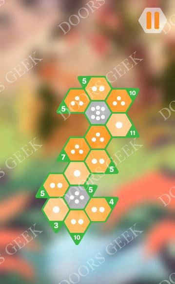 Hexologic Level 30 Solution, Cheats, Walkthrough for android, iphone and PC Steam