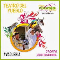 Feria Yucatán 2013 Xmatkuil artistas